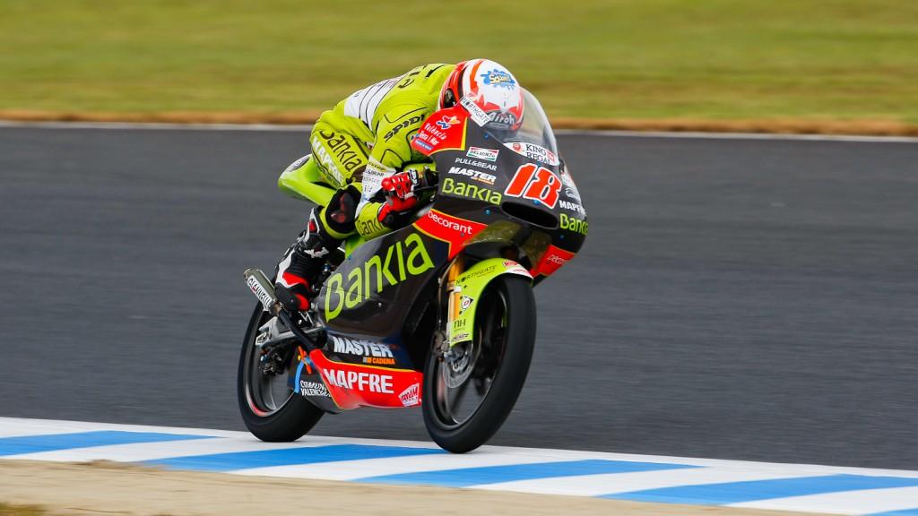 Nico Terol, Bankia Aspar Team 125cc, Motegi QP