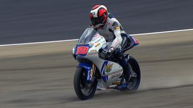 Motegi 2011 - 125cc - FP3 - Action - Alessandro Tonucci