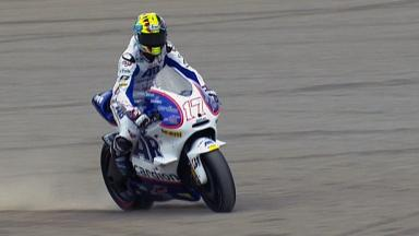 Motegi 2011 - MotoGP - FP3 - Action - Karel Abraham