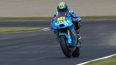Motegi 2011 - MotoGP - QP - Action - Alvaro Bautista