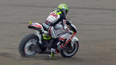Motegi 2011 - MotoGP - QP - Action - Toni Elias