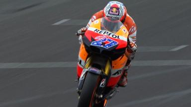 Motegi 2011 - MotoGP - QP - Highlights