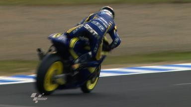 Motegi 2011 - Moto2 - QP - Action - Bradley Smith