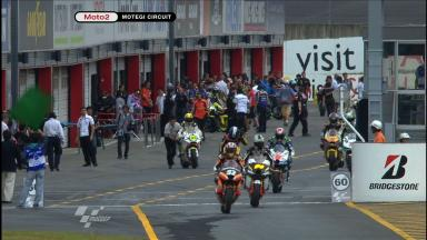 Motegi 2011 - Moto2 - FP3 - Full session