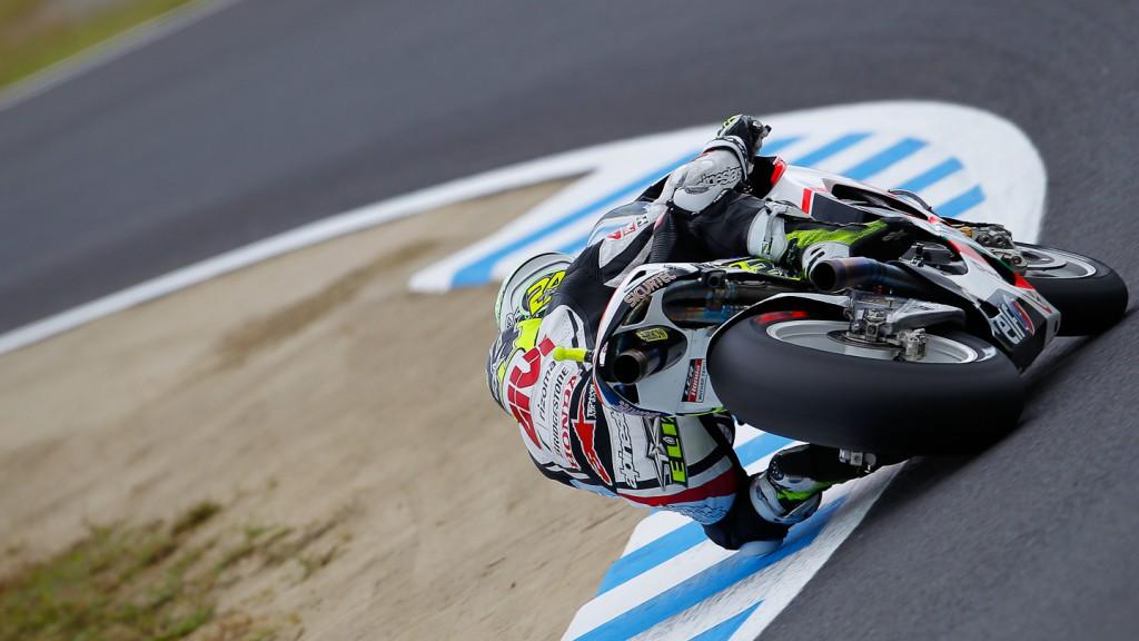 Toni Elias, LCR Honda MotoGP, Motegi QP