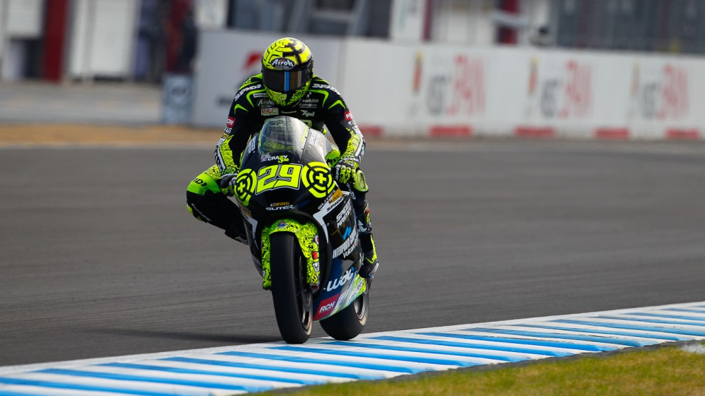 Andrea Iannone, Speed Master, Motegi QP