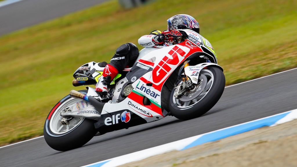 Kosuke Akiyoshi, LCR Honda MotoGP, Motegi QP