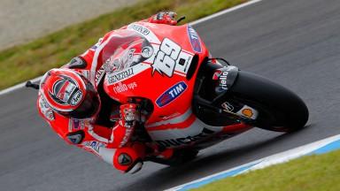Nicky Hayden, Ducati Team, Motegi QP