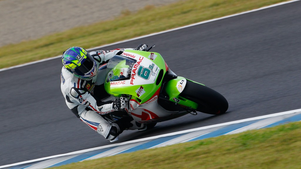 Damian Cudlin, Pramac Racing Team, Motegi QP