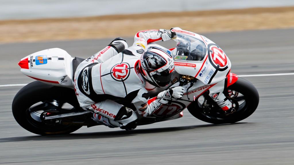 Yuki Takahashi, Gresini Racing Moto2