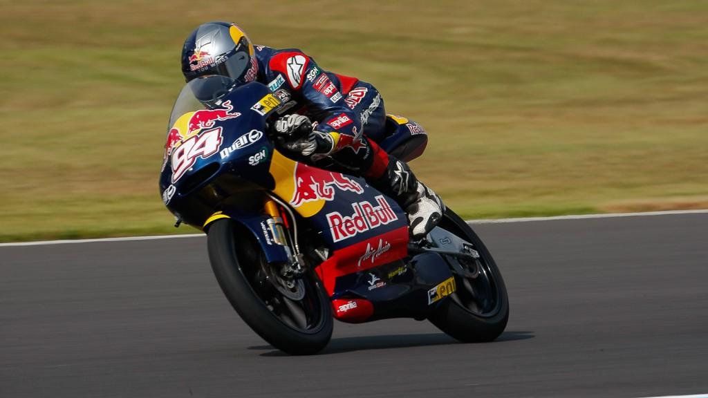 Jonas Folger, Red Bull Ajo MotorSport,  Motegi WUP