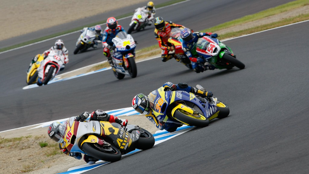Moto2, Motegi RAC