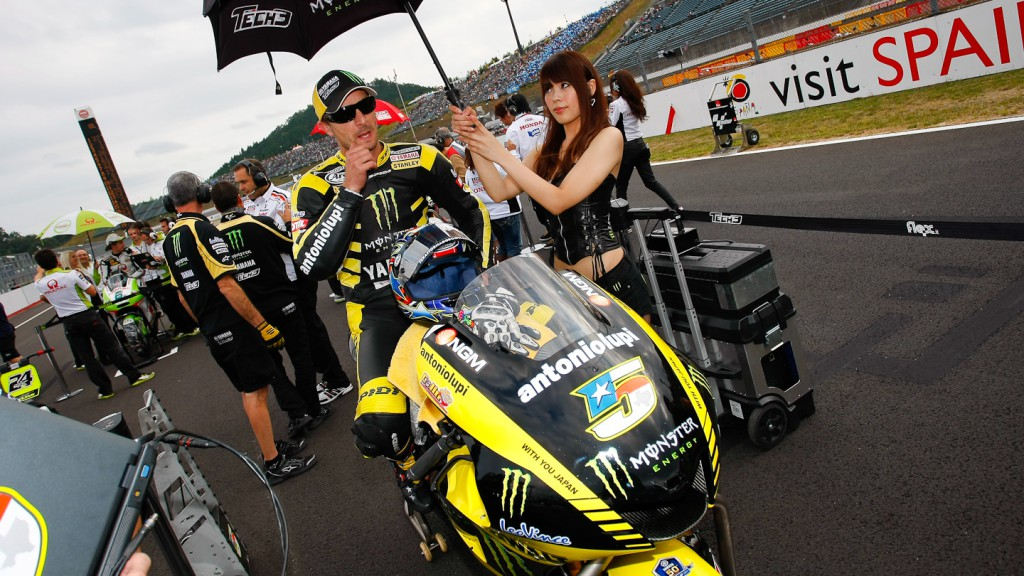 Colin Edwards, Monster Yamaha Tech 3, Motegi RAC