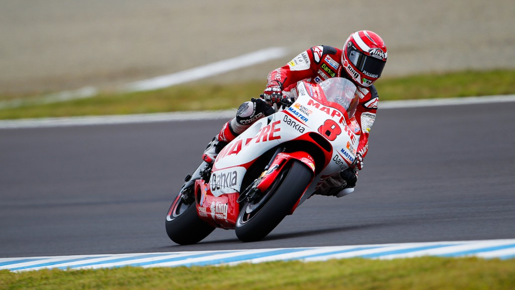 Hector Barbera, Mapfre Aspar Team MotoGP, Motegi RAC