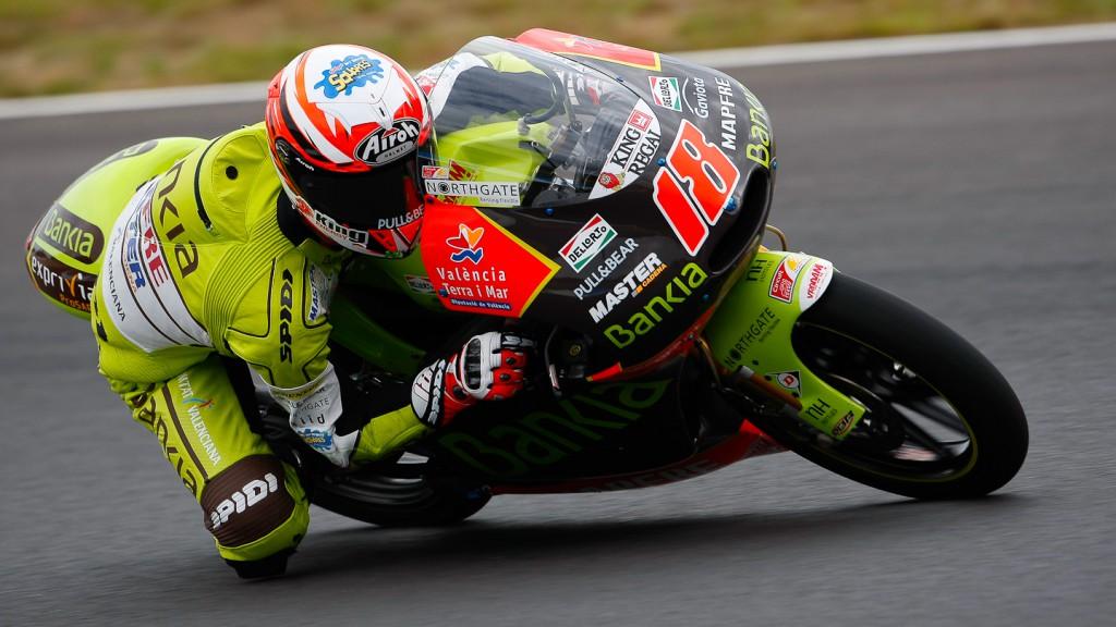 Nico Terol, Bankia Aspar Team 125cc, Motegi WUP