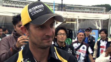 Motegi 2011 - MotoGP - Race - Interview - Colin Edwards