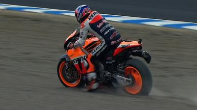 Motegi 2011 - MotoGP - Race - Action - Casey Stoner