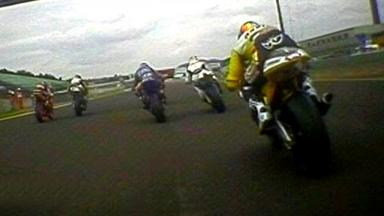 Motegi 2011 - Moto2 - Race - Action - Race start