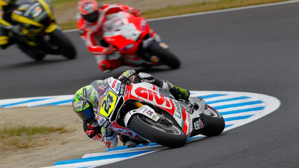Toni Elias, LCR Honda MotoGP, Motegi RAC
