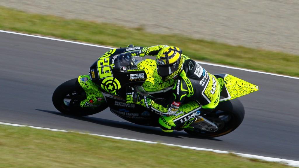 Andrea Iannone, Speed Master, Motegi WUP