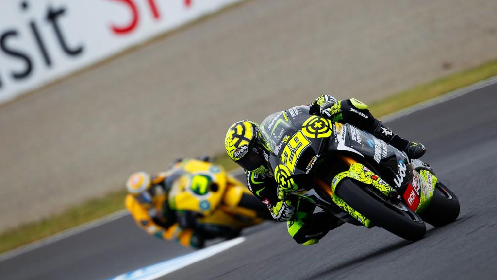 Andrea Iannone, Speed Master, Motegi RAC