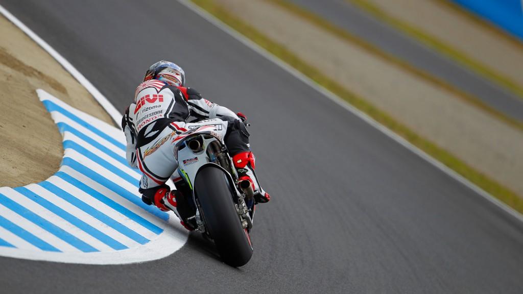 Kosuke Akiyoshi, LCR Honda MotoGP, Motegi RAC
