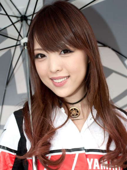 Paddock Girl Grand Prix of Japan