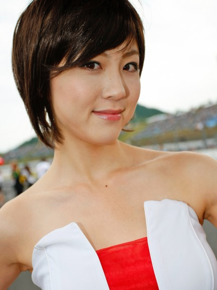Paddock Girl Grand Prix of Japan