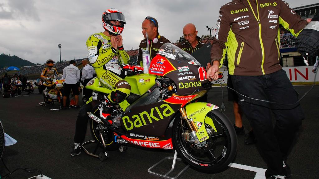 Nico Terol, Bankia Aspar Team 125cc, Motegi RAC