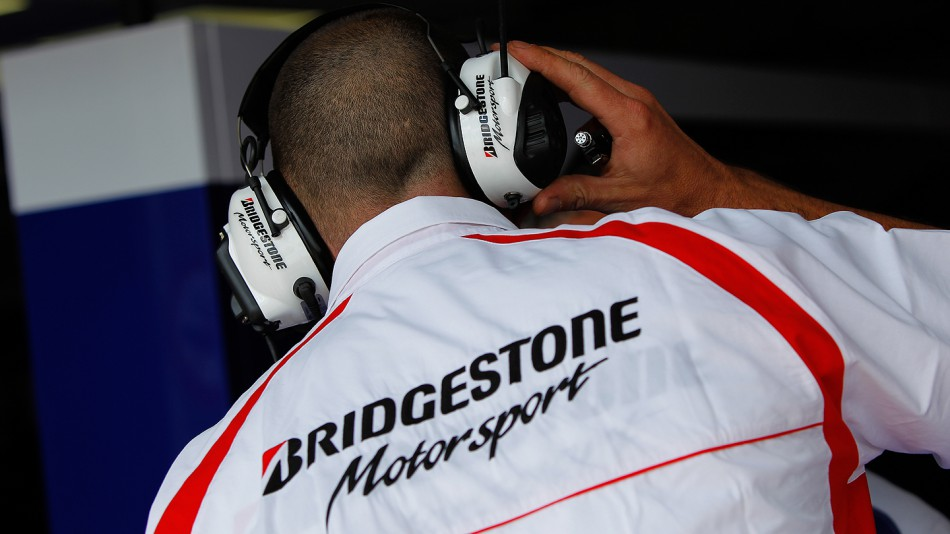 Bridgestone staff
