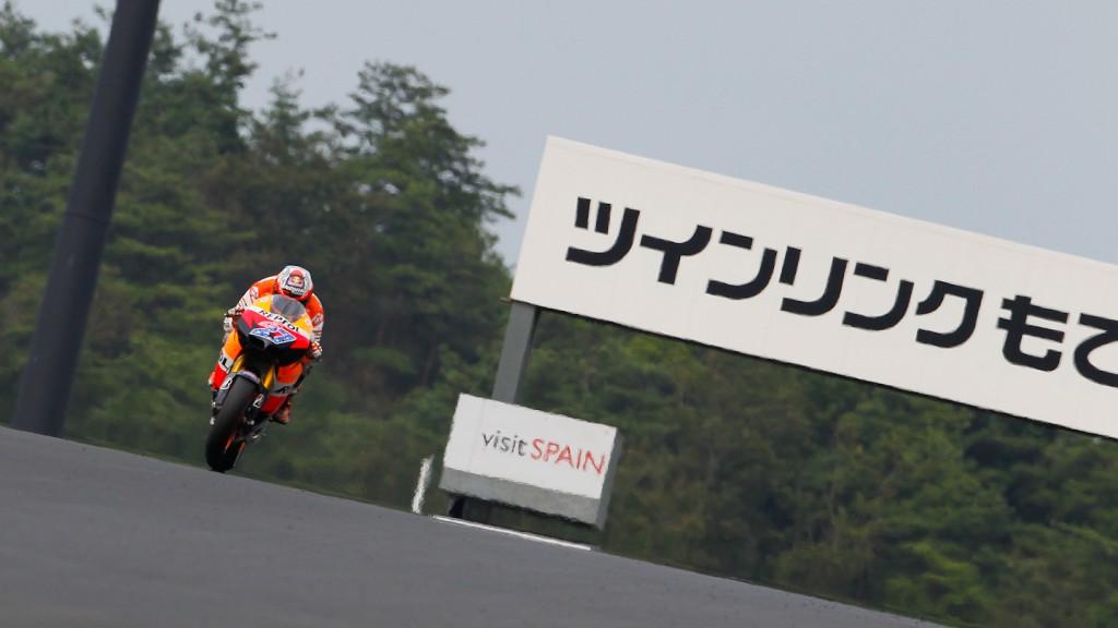Casey Stoner, Repsol Honda Team, Motegi RAC