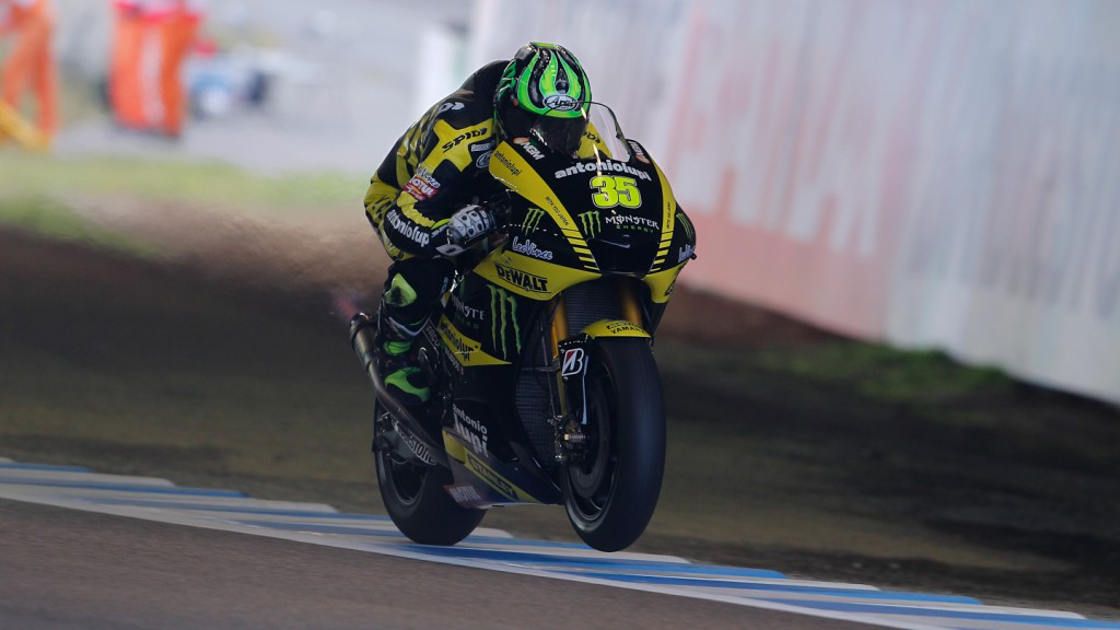 Cal Crutchlow, Monster Yamaha Tech 3, Motegi FP2