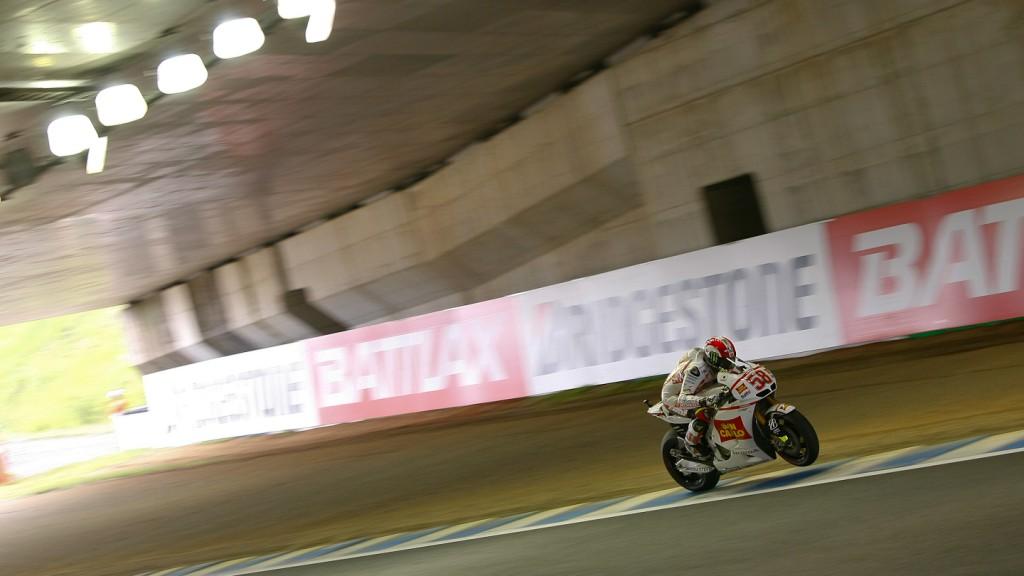 Marco Simoncelli, San Carlo Honda Gresini, Motegi FP2