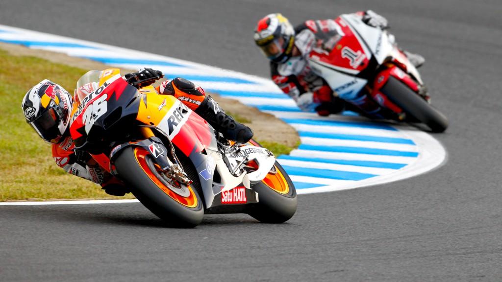 Dani Pedrosa, Repsol Honda Team, Motegi RAC