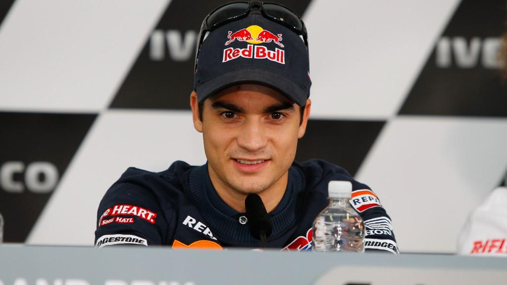 Dani Pedrosa, Iveco Australian Grand Prix Press Conference