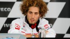 Marco Simoncelli, Iveco Australian Grand Prix Press Conference