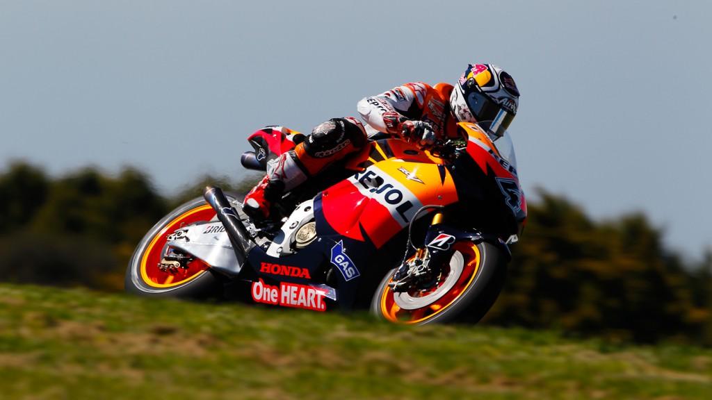 Andrea Dovizioso, Repsol Honda Team, Phillip Island FP2