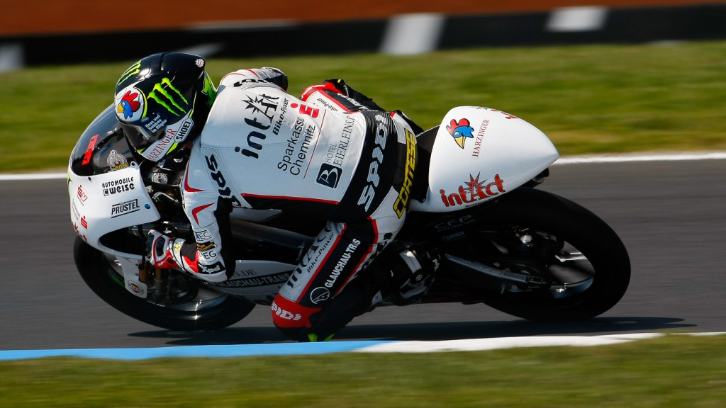 Sandro Cortese, Intact-Racing Team Germany, Phillip Island FP3