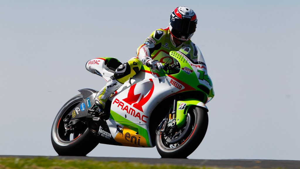 Randy de Puniet, Pramac Racing Team, Phillip Island FP2