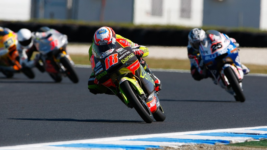 Nico Terol, Bankia Aspar Team 125cc, Phillip Island FP2