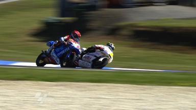 Phillip Island 2011 - 125cc - FP1 - Action - Jasper Iwema