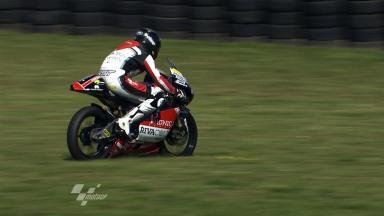 Phillip Island 2011 - 125cc - FP1 - Action - Taylor Mackenzie