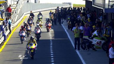 Phillip Island 2011 - 125cc - FP1 - Full session