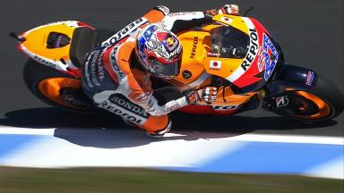 Phillip Island 2011 - MotoGP - FP1 - Highlights