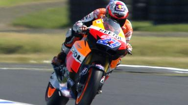 Phillip Island 2011 - MotoGP - FP2 - Highlights
