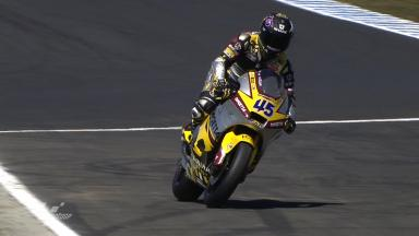 Phillip Island 2011 - Moto2 - FP1 - Action - Scott Redding