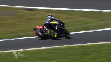 Phillip Island 2011 - Moto2 - FP1 - Action - Bradley Smith