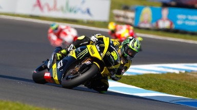 Cal Crutchlow, Monster Yamaha Tech 3, Phillip Island FP2