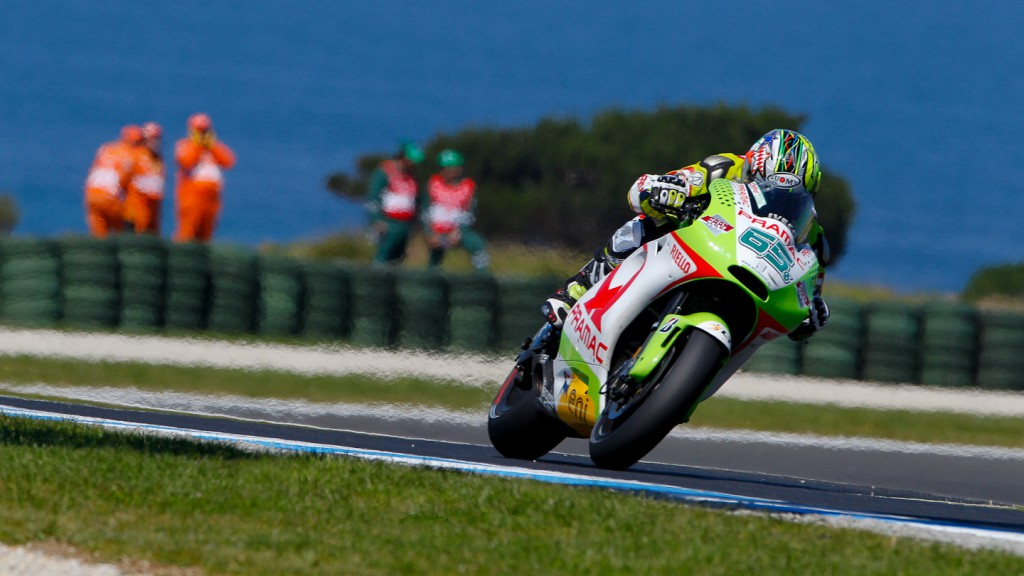 Loris Capirossi, Pramac Racing Team, Phillip Island FP2