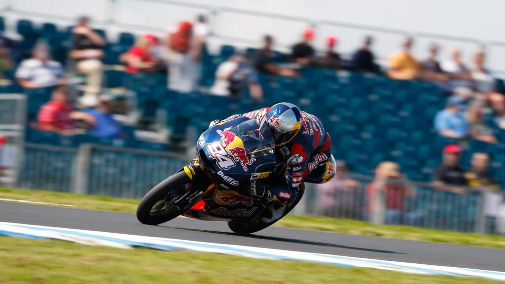 Jonas Folger, Red Bull Ajo MotorSport, Phillip Island FP3